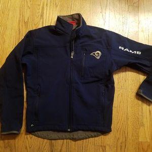 Los Angeles Rams NFL Womens Coat XS
